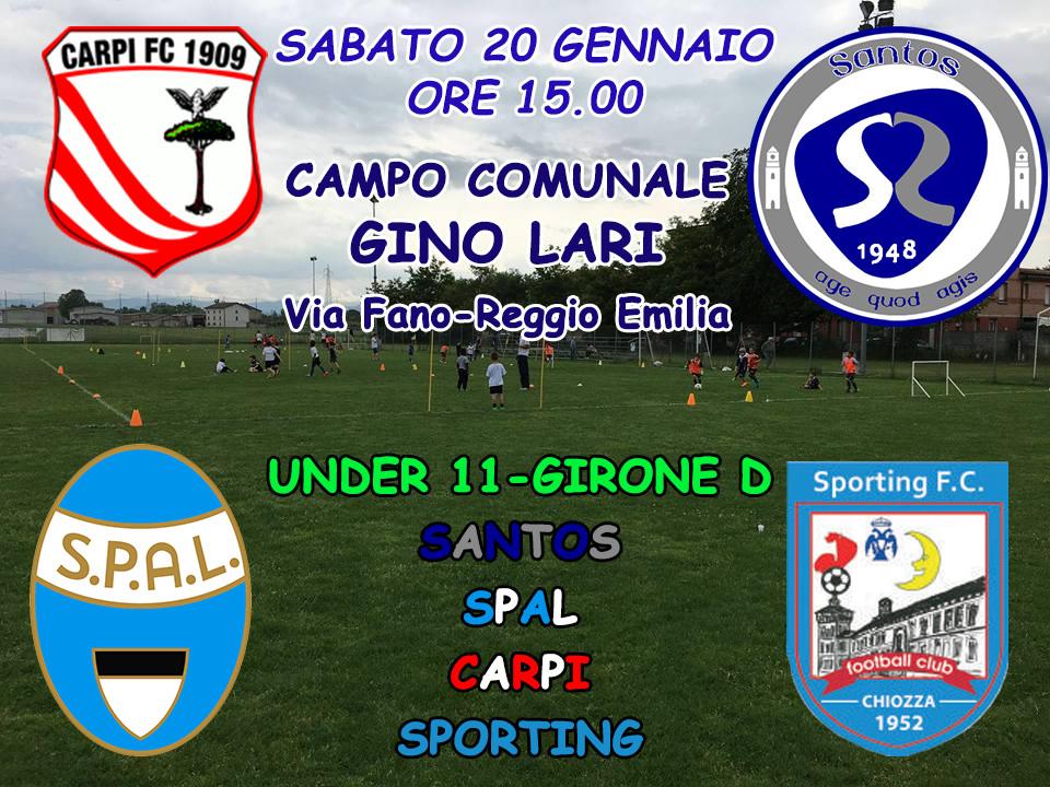 Under 11 - Sei Bravo a...Scuola di Calcio 3.0