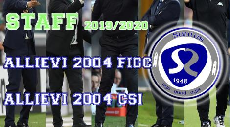 ALLIEVI 2004 FIGC e CSI